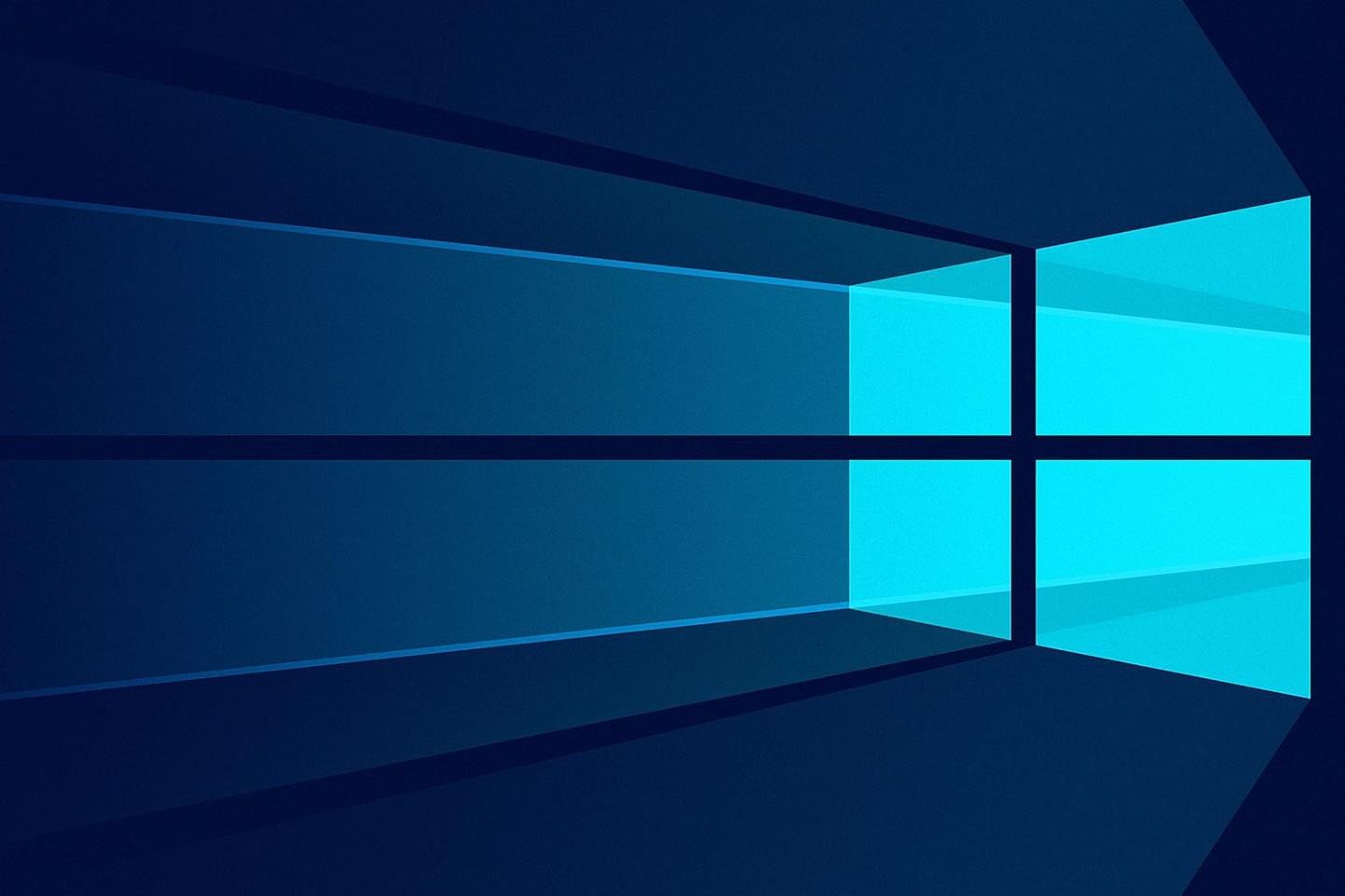 schermata di windows 10 problemi visual basic