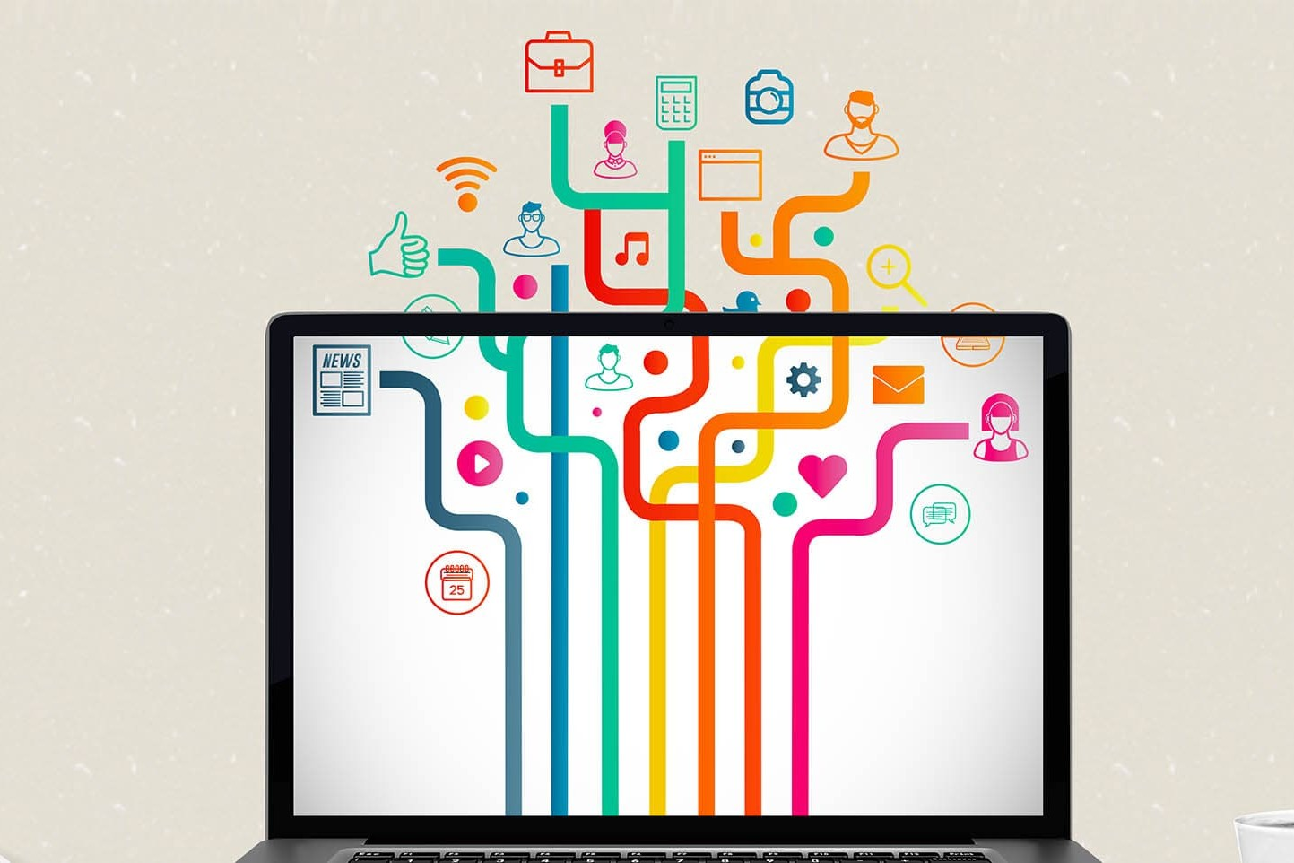 Avere un sito web multicanale è molto importante per portare traffico profilato